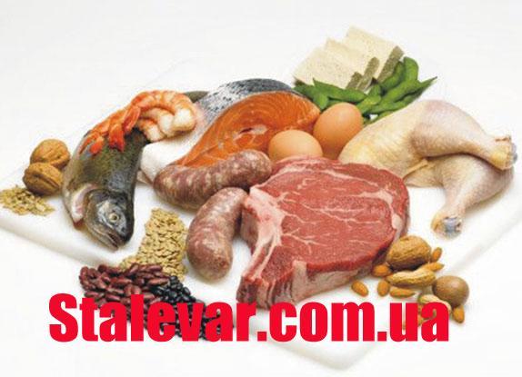 Аминокислоты в белках