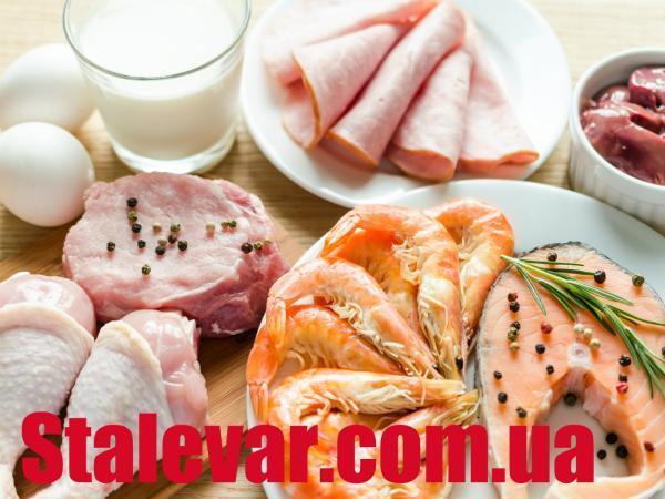Высоко-белковые продукты